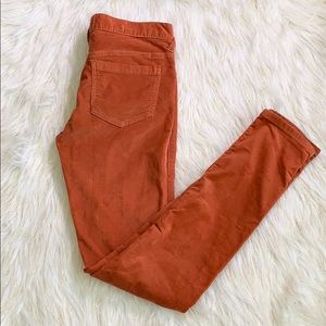 Free People Kong and Lean Corduroy Jeggings